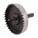 Кольцевая коронка 22 мм по металлу HSS STRONG